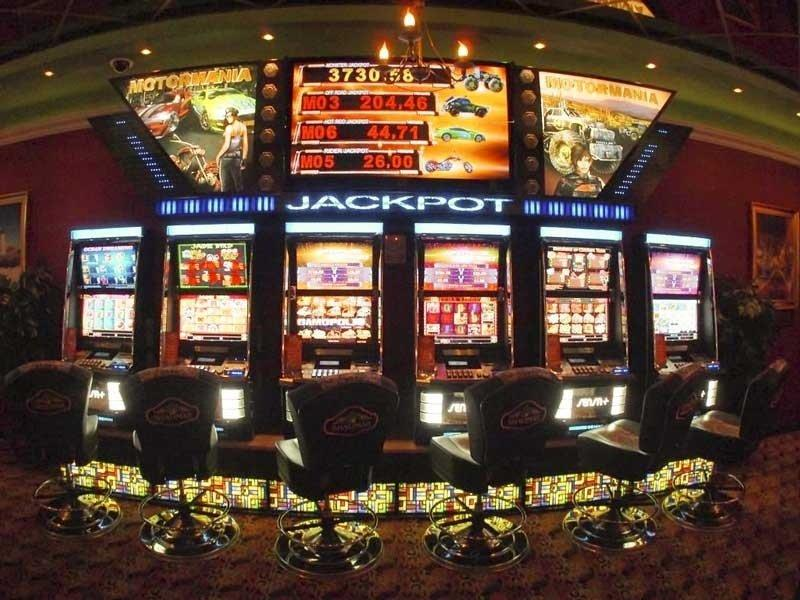 Do Casinos Control Slot Machine Payouts