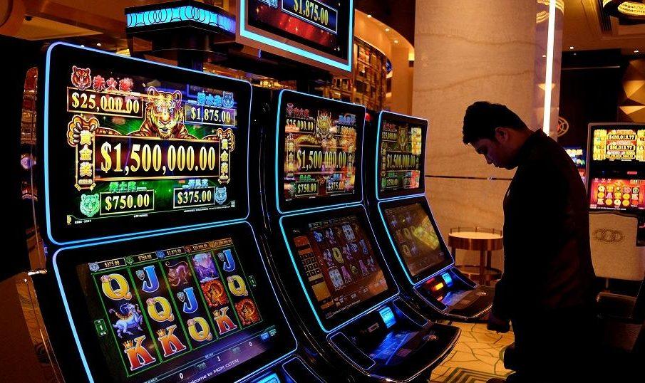Best Way To Gamble On Slot Machines